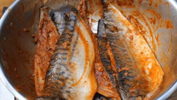 Рыбный шашлык в секретном маринаде: экспресс-метод приготовления