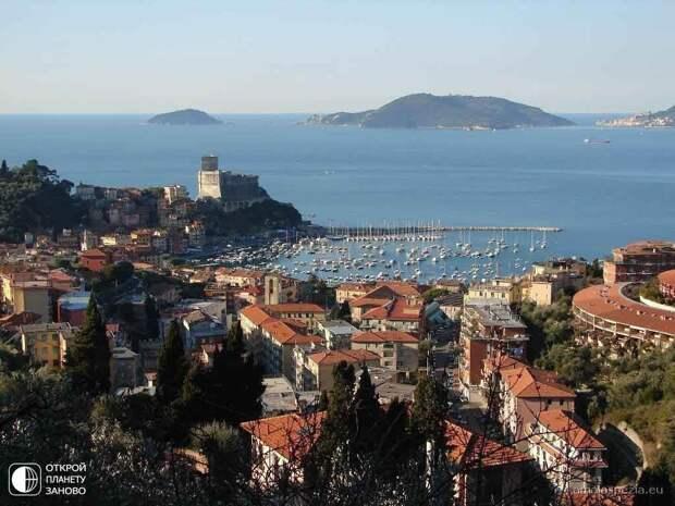 Леричи – настоящая Италия в сердце Лигурии