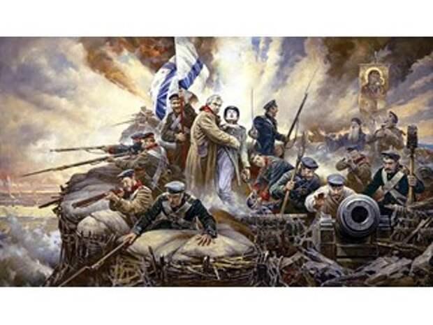 6 часов отбивался от Английского и Французского флота двумя орудиями (против 350-ти)