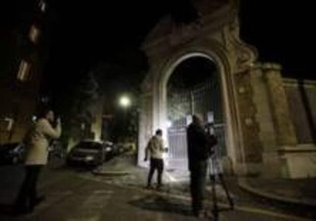 Фрагменты человеческих костей обнаружены в здании посольства Ватикана