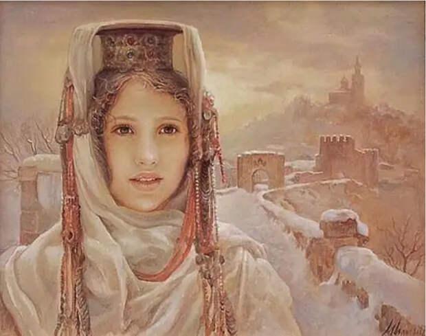 художник Мария Илиева (Maria Ilieva) картины – 12