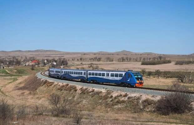 В апреле между Севастополем и Евпаторией запустят электрички