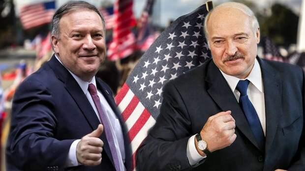 Многоходовка Запада ведёт Белоруссию к войне