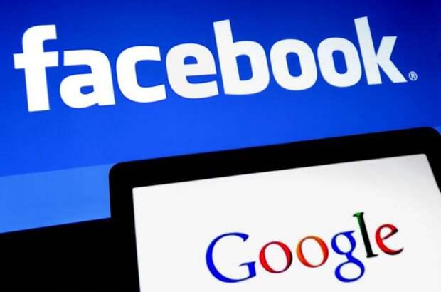Монополистам конец: Власти США намерены сокрушить монополии Google и Facebook