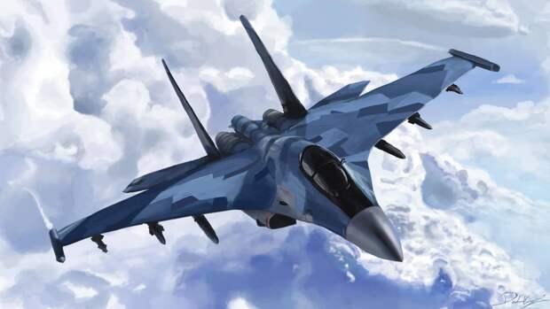 Американцы признали беспомощность дефектного F-15  перед многофункциональным  СУ-35