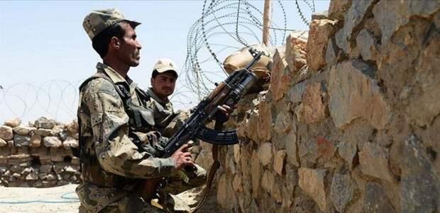 Террористы захватили крупный город на юго-западе Афганистана
