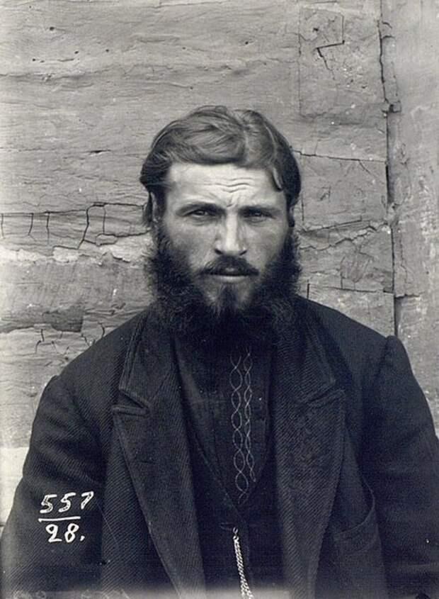 Крестьянин. Неизвестный автор, 1900–1905 год, Черниговская губ., Кунсткамера.