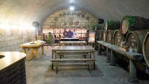 В Китае научились делать качественное вино