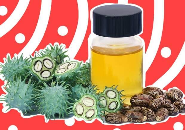Как использовать касторовое масло для ресниц ибровей