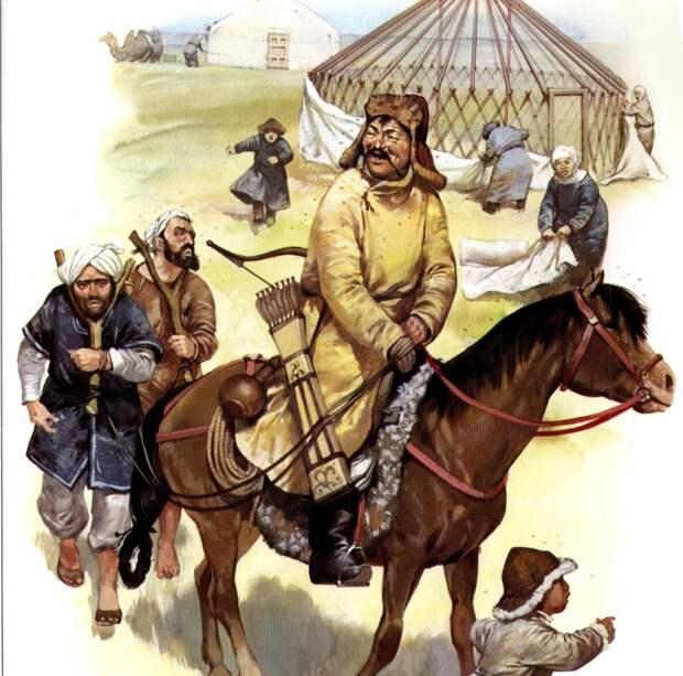 Тюркский фактор в истории и этногенезе украинцев и их предков