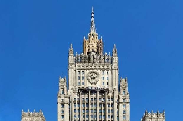 В МИД призвали Украину и НАТО избегать действий, ведущих к эскалации
