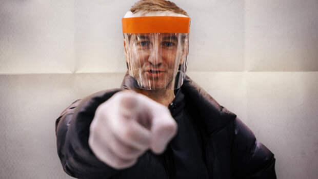 Россия на карантине