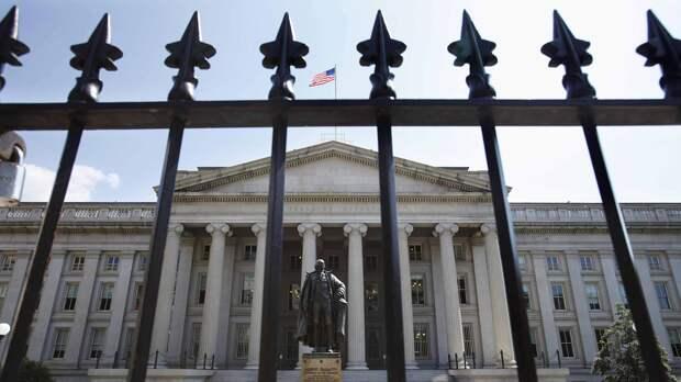 Здание Министерства финансов США в Вашингтоне - РИА Новости, 1920, 27.09.2021