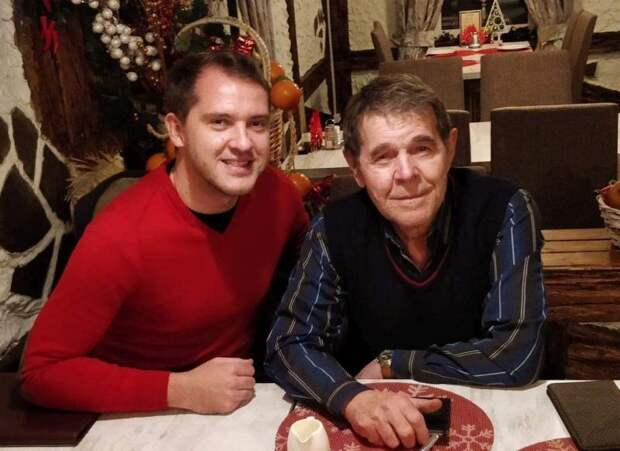 Тайная жизнь Алексея Булдакова: о чем рассказала его бывшая возлюбленная