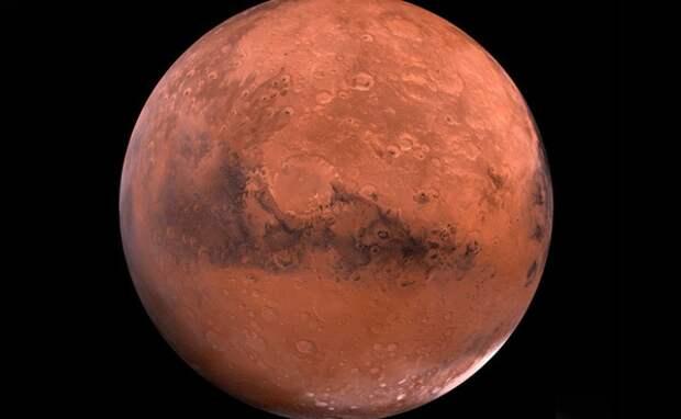 На Марсе обнаружены «странности», появляющиеся во время солнечных затмений