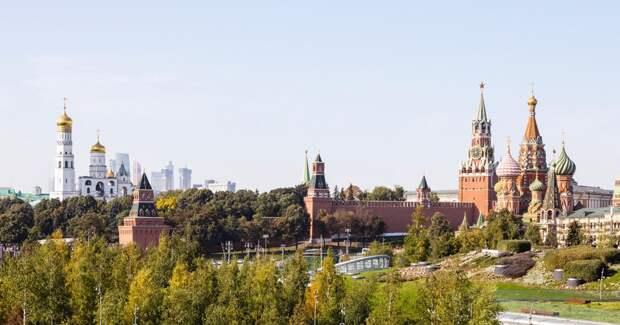 Москва вошла в тройку лидеров среди мировых мегаполисов по качеству жизни