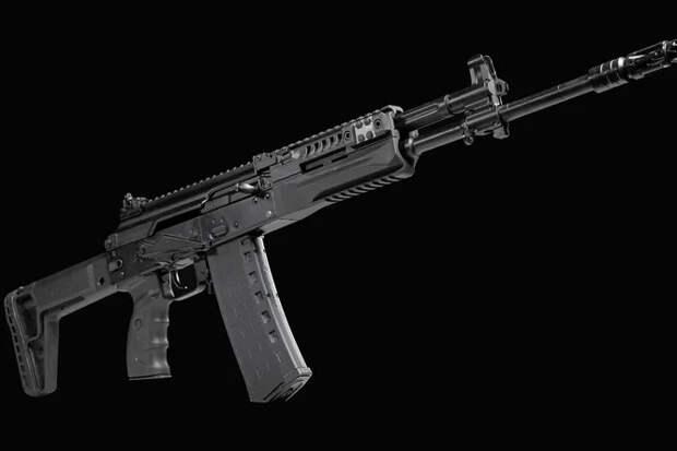 «Калашников» будет поставлять автомат под патрон NATO за рубеж