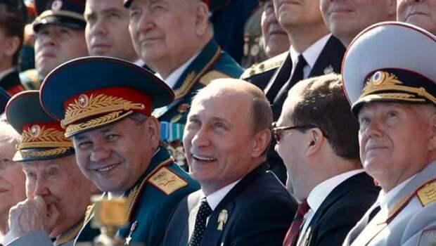 На Украине продолжают развлекаться: уголовное дело против Шойгу достигло 100 томов