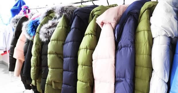 Спрос на зимнюю одежду в России упал из-за «удаленки»