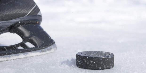 Капризов отличился в матче НХЛ