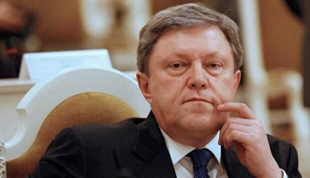 Явлинский предложил провести в Крыму новый референдум | Продолжение проекта «Русская Весна»