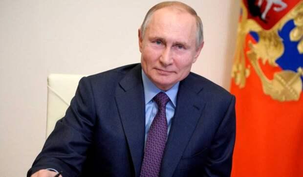 Путин поручил представить разработчиков вакцин от COVID-19 к госнаградам