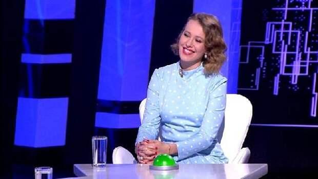 В телешоу с Кудрявцевой высмеяли Собчак, сказавшуюся больной за час до записи выпуска