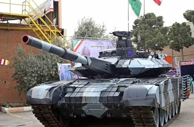 Иран стянул не менее 200 танков на армяно-азербайджанскую границу