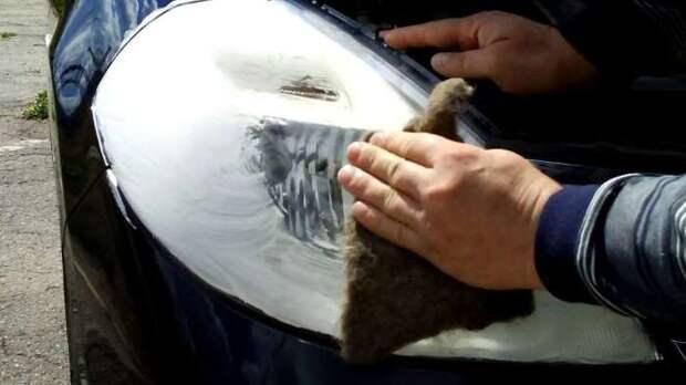 Мутные фары легко снова сделать прозрачными. | Фото: auto.vercity.ru.