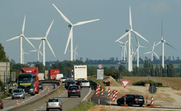 Самая дорогая электроэнергия вмире потребляется вГермании