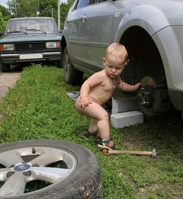 Знаете ли вы, что есть на свете     Маленькие озорные дети?
