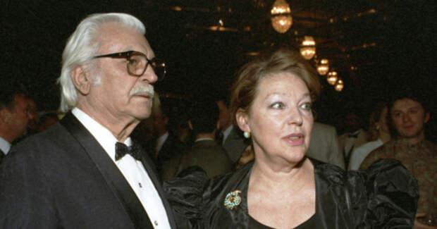 Жили счастливо и умерли в один день. История любви Сергея Бондарчука и Ирины Скобцевой