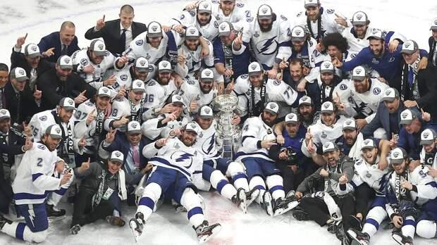 Как в США собрали одну из самых русских команд НХЛ, выигравшую Кубок Стэнли. История создания «Тампы»-2020