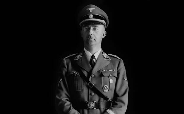 Гиммлер: загадки главного палача Рейха