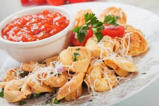 Что приготовить из пельменей? еда, кулинария, пельмени, рецепты