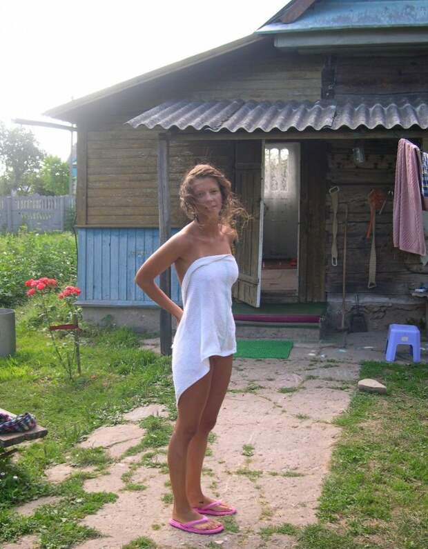 154 карточки в коллекции «Деревенские девушки глубинка ...