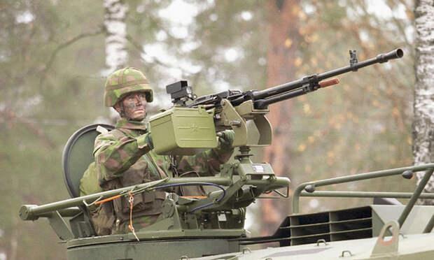 """Украина скопировала пулемет НСВТ """"Утес"""" и модернизировала его под натовские стандарты"""