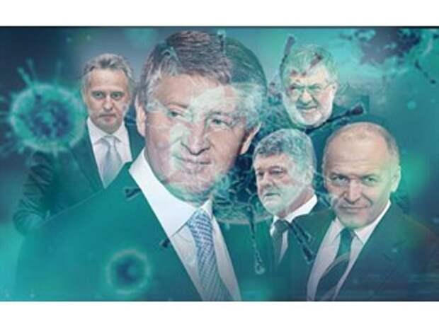 Украина: «Игра престолов» под тенью коронавируса