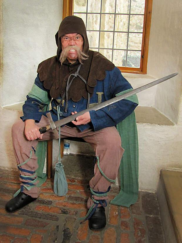Финский национальный герой и крестьянская война