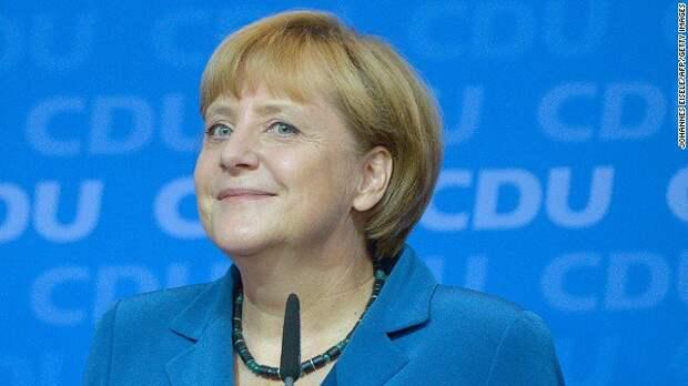 """Меркель заявила, что ЕС никогда не выступал против строительства """"Южного потока"""""""