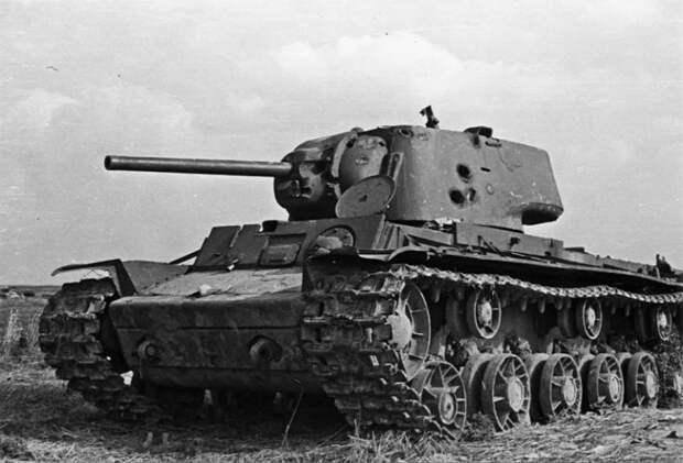 Один КВ против дивизии и другие уникальные танковые бои Второй мировой