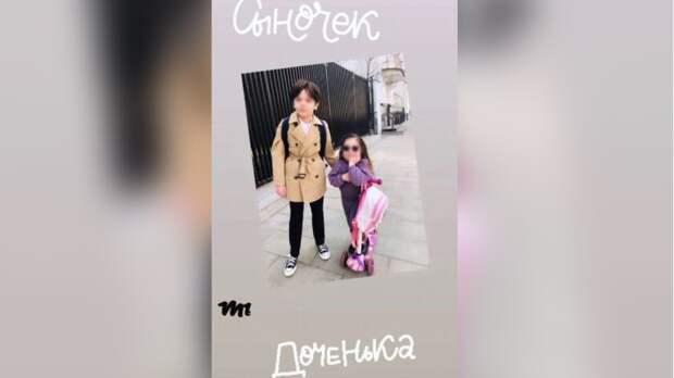 Стоцкая показала похожих на Киркорова детей