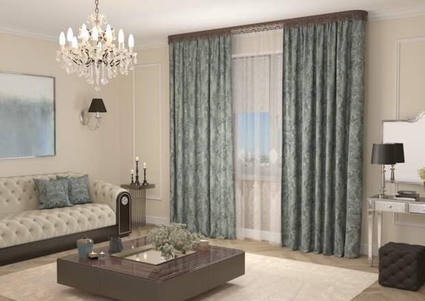 Как сочетать белый текстиль на окнах и декор в интерьере?