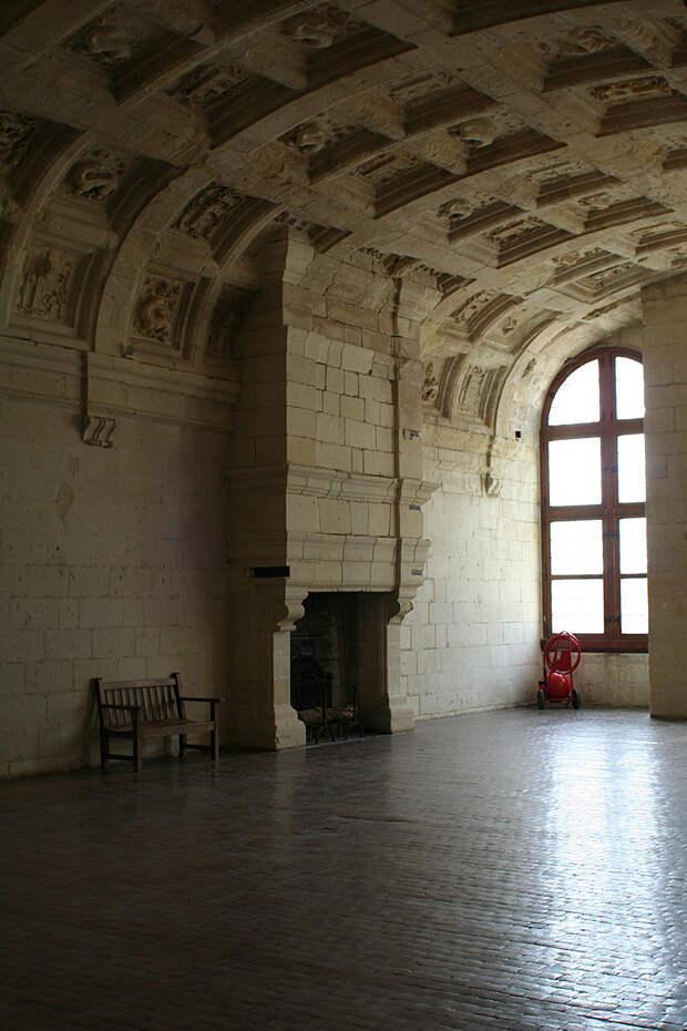 Замок Шамбор. Долина Луары. Франция. Часть 1.