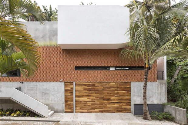 Резиденция Сундарам в Мексике
