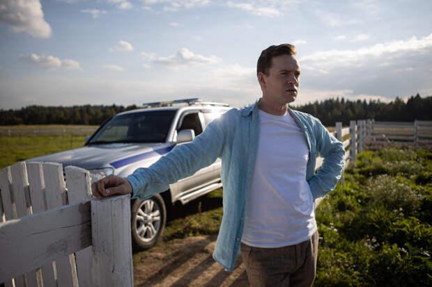 Алексей Демидов и Мила Сивацкая поселились на ферме для съемок «Гранда»