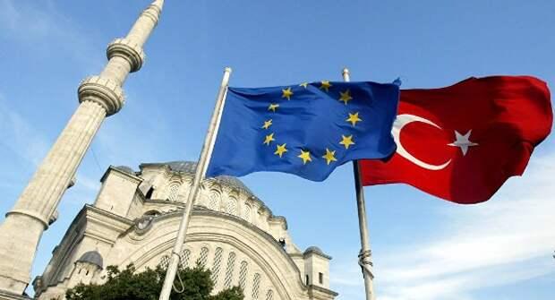 Турция обвинила Евросоюз в«двуличии ипредвзятости»