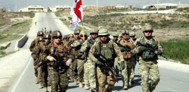 Покинув Афганистан, американцы бросили грузинских солдат на произвол судьбы