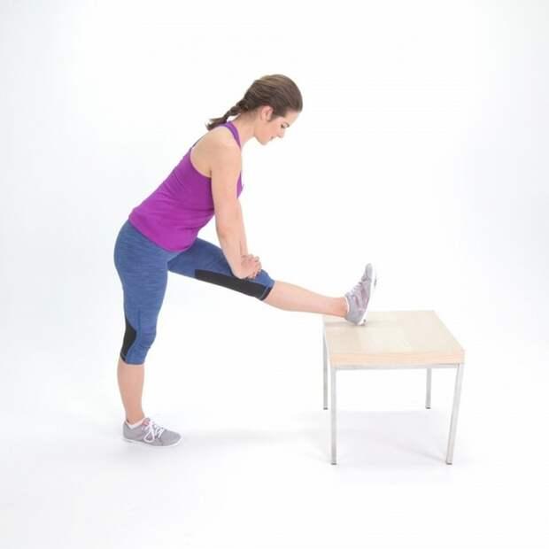 ИШИАС: 5 упражнений от боли в спине, которые осилит любая женщина