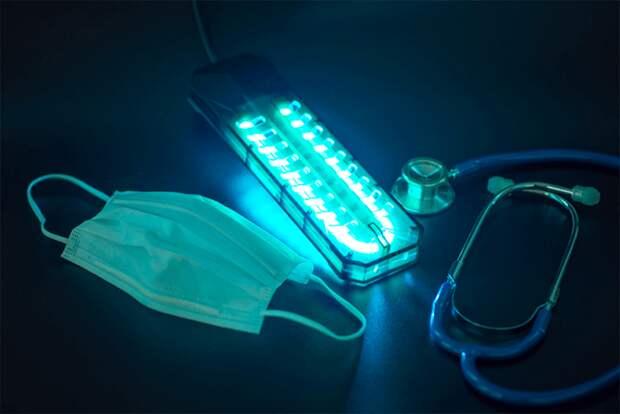 Ультрафиолетовая лампа дома: насколько она эффективна?